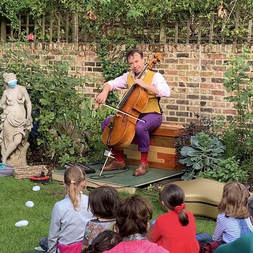 Hello Cello! - children's concert