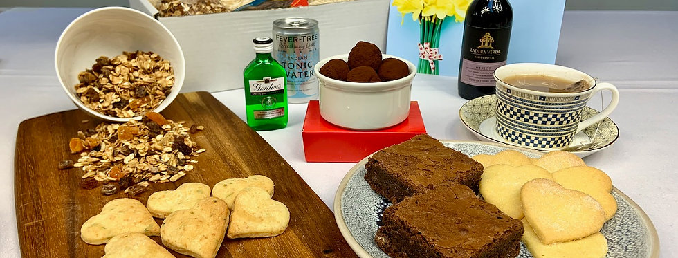All-day Treats & Tipples! From breakfast to after-dinner...