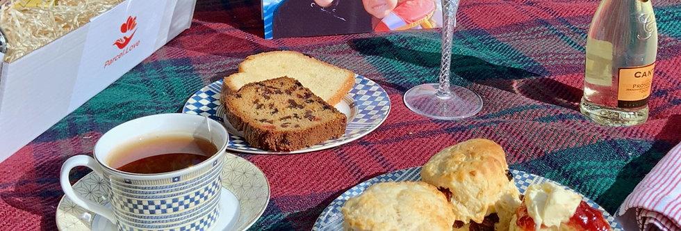 Cream Tea Scones & Cakes