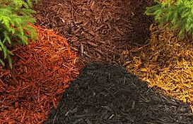 Mulch, Gravel, Sand, and Dirt