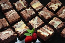 Chocolate Cheescake Brownies