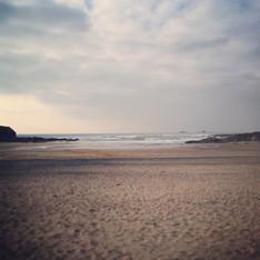 Treyarnon Bay #beach #cornwall