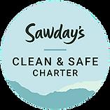 SawdaysCleanandSafecharterbadgesmall-990