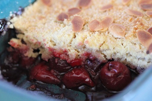 Seasonal Fruit Crumble