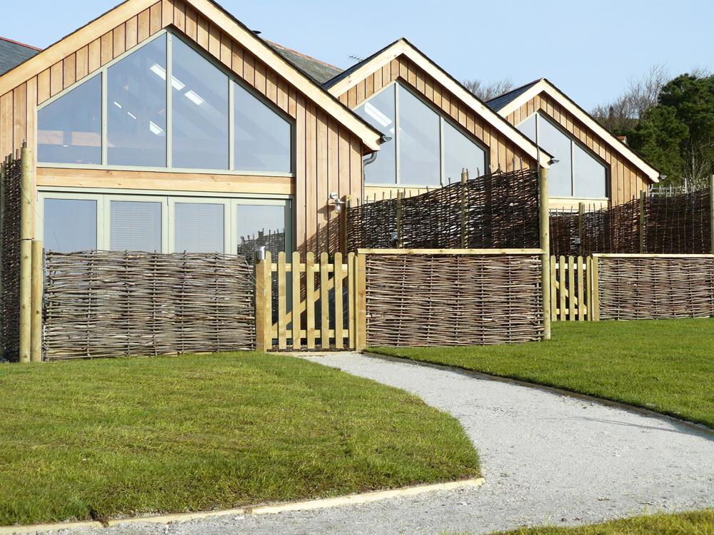 Ferienhäuser auf Merlin Farm