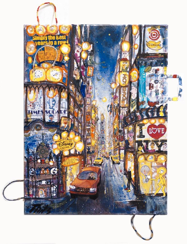 NY City Lights
