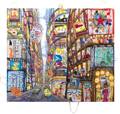 New York Urban bags