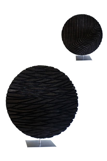 TWINCKLE BLACK ROUND