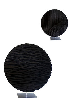 TWINCKLE BLACK ROUND
