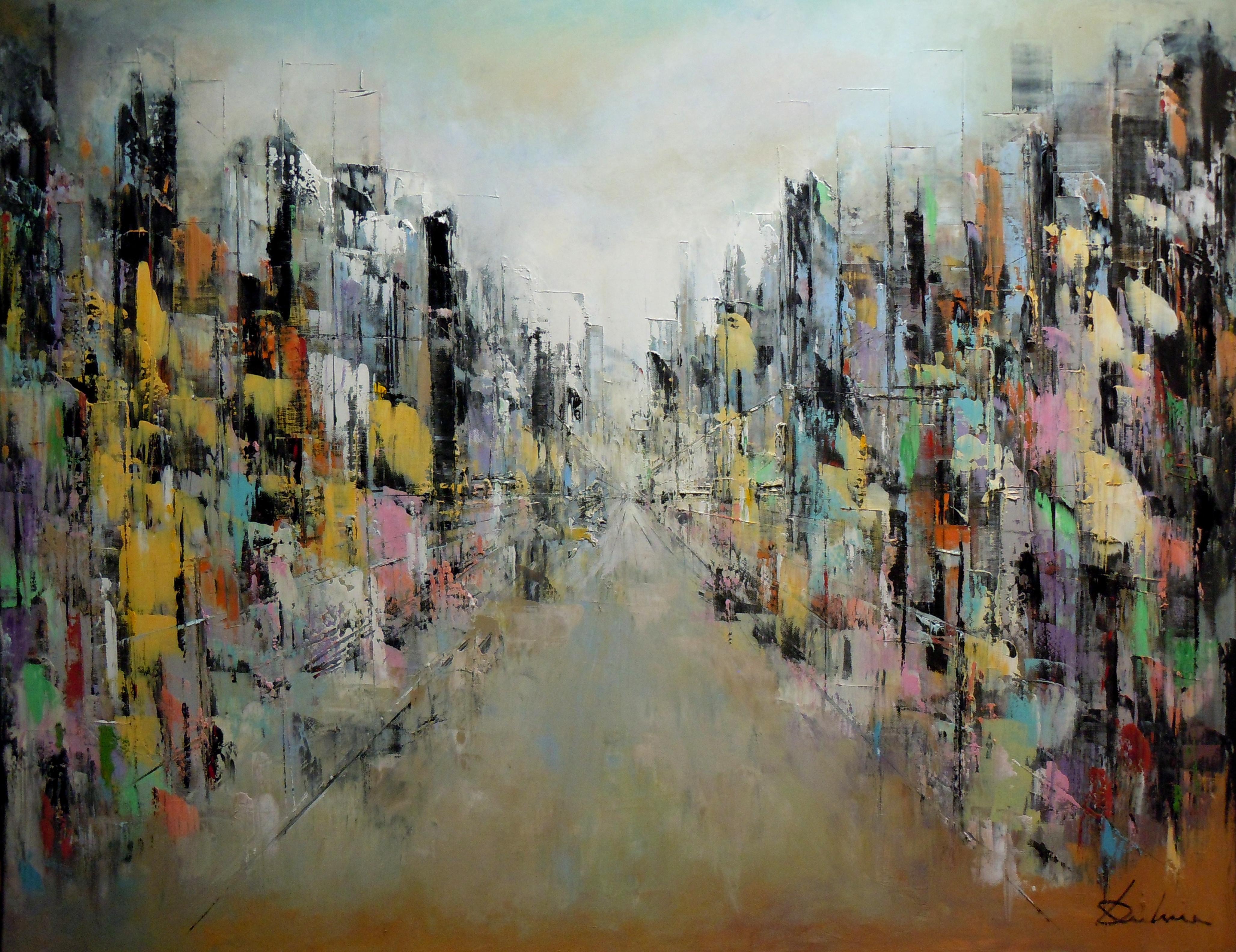 Butterfly street