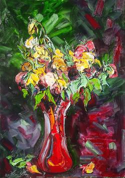 Les roses de Maeva