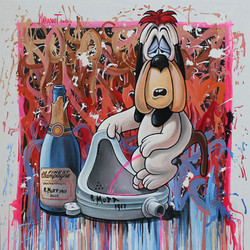 Duchampagne pour Droopy
