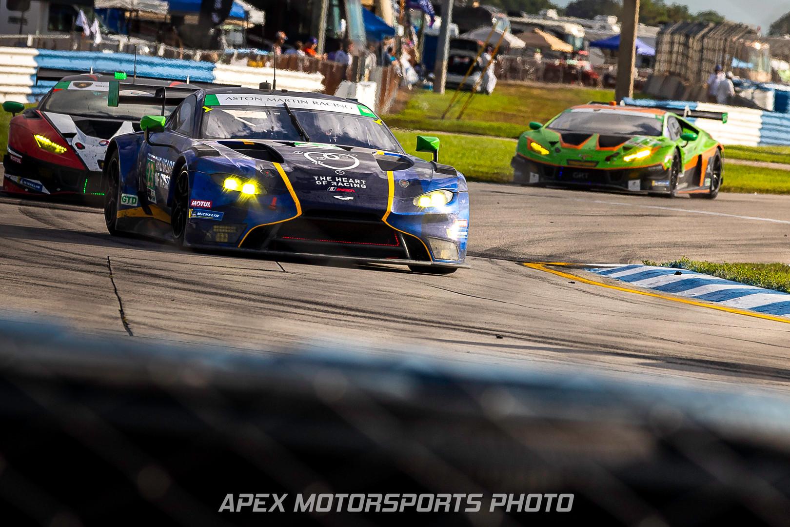 Heart Of Racing Team Aston Martin Vantag