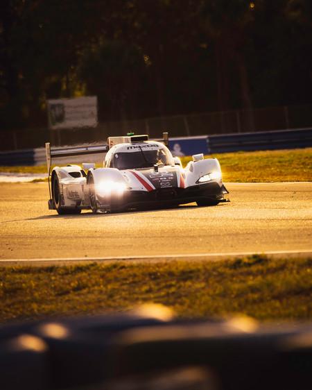 Mazda Motorsports No. 55