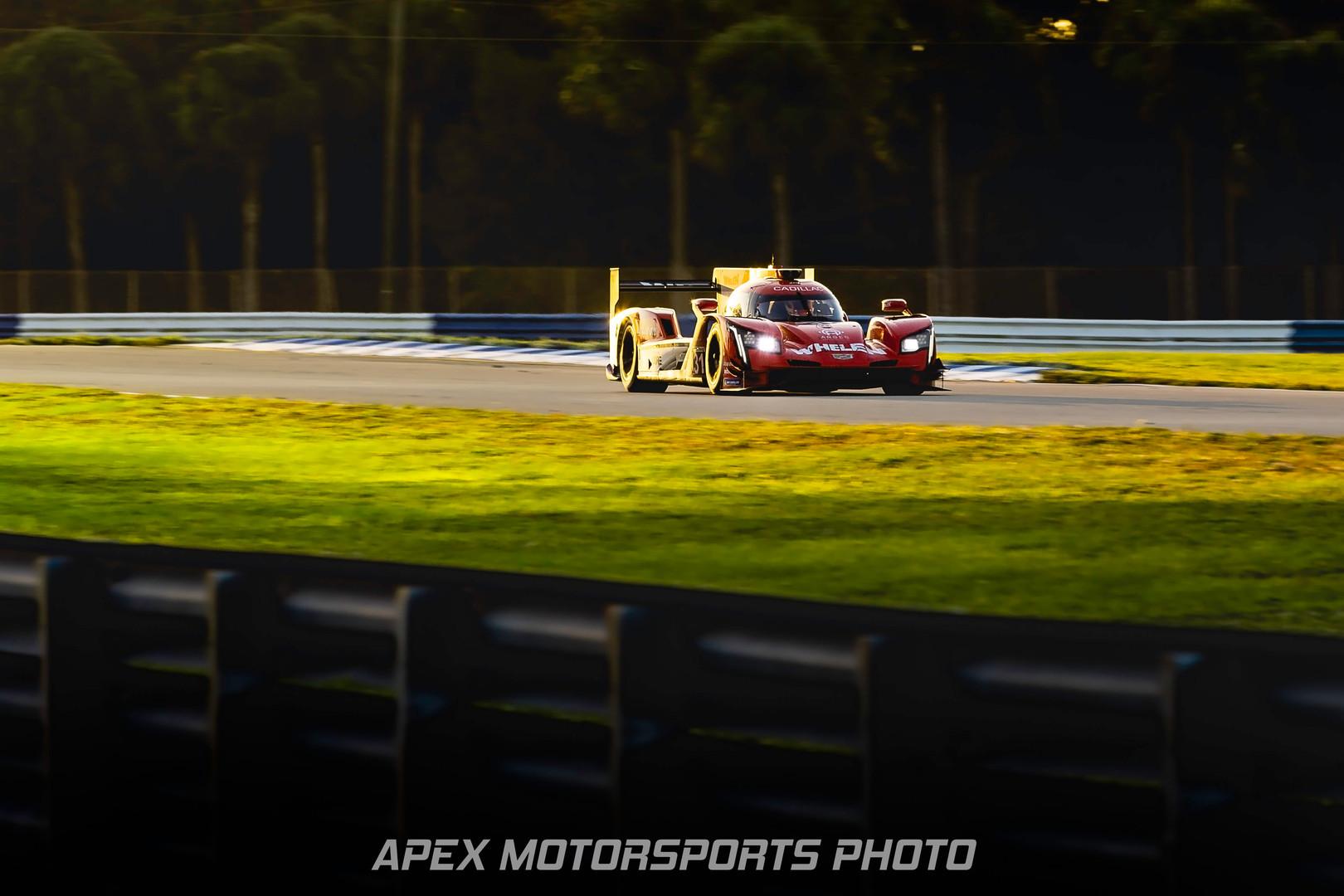 Whelen Engineering Racing Cadillac DPi