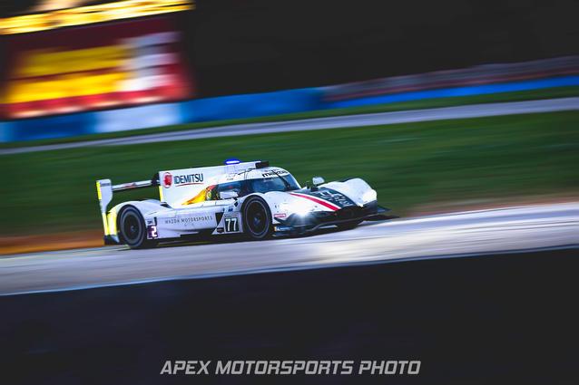 Mazda Motorsports Mazda DPi