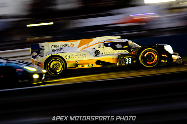 Performance Tech Motorsports ORECA LMP2