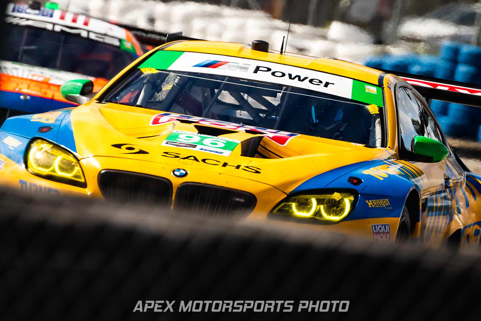 Turner Motorsport BMW M6 GT3
