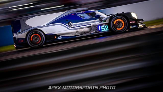 PR1 Mathiasen Motorsports ORECA LMP2 07