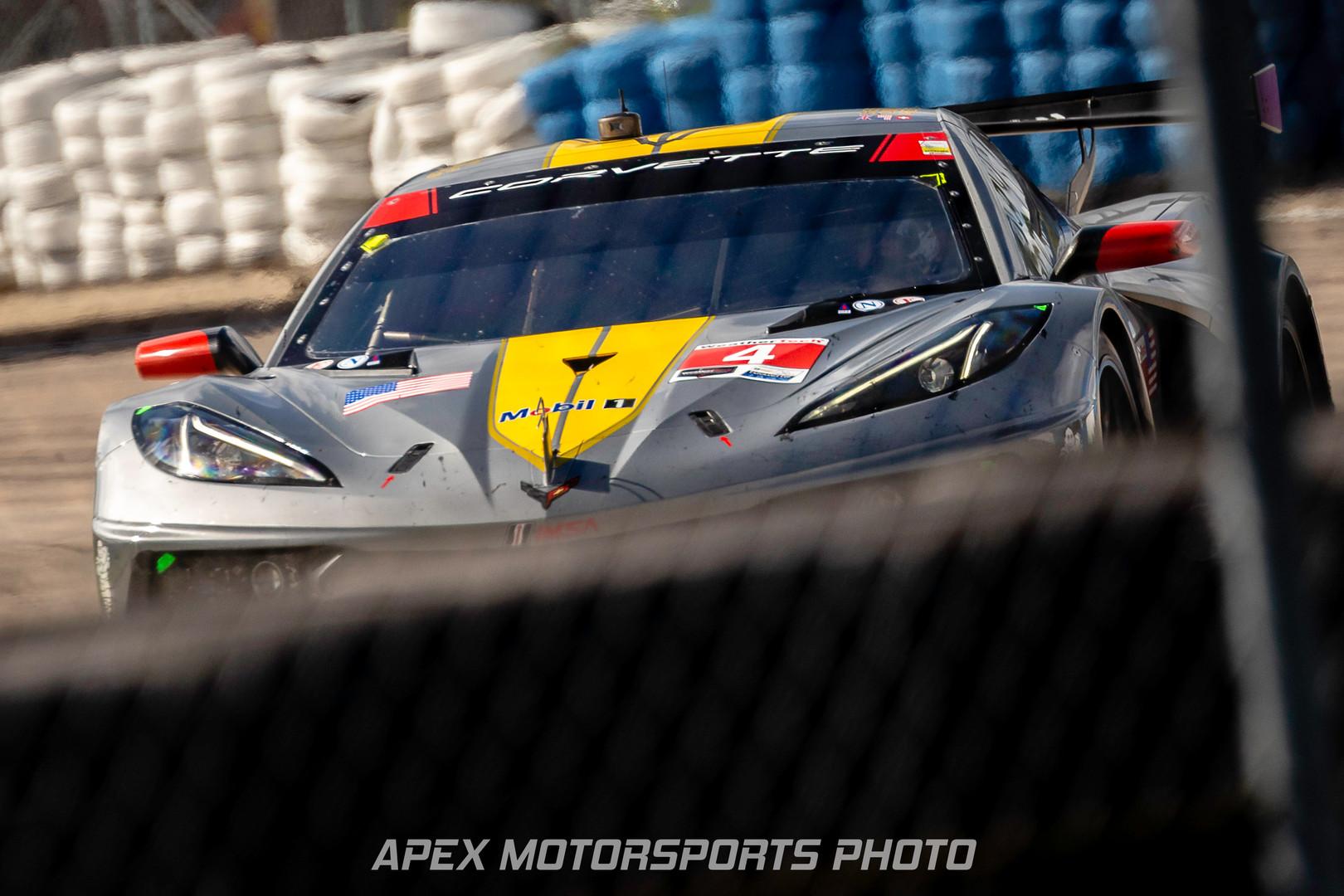 Corvette Racing Chevrolet Corvette C8.R