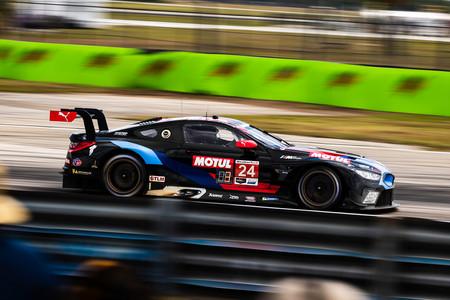 BMW Team RLL No. 24