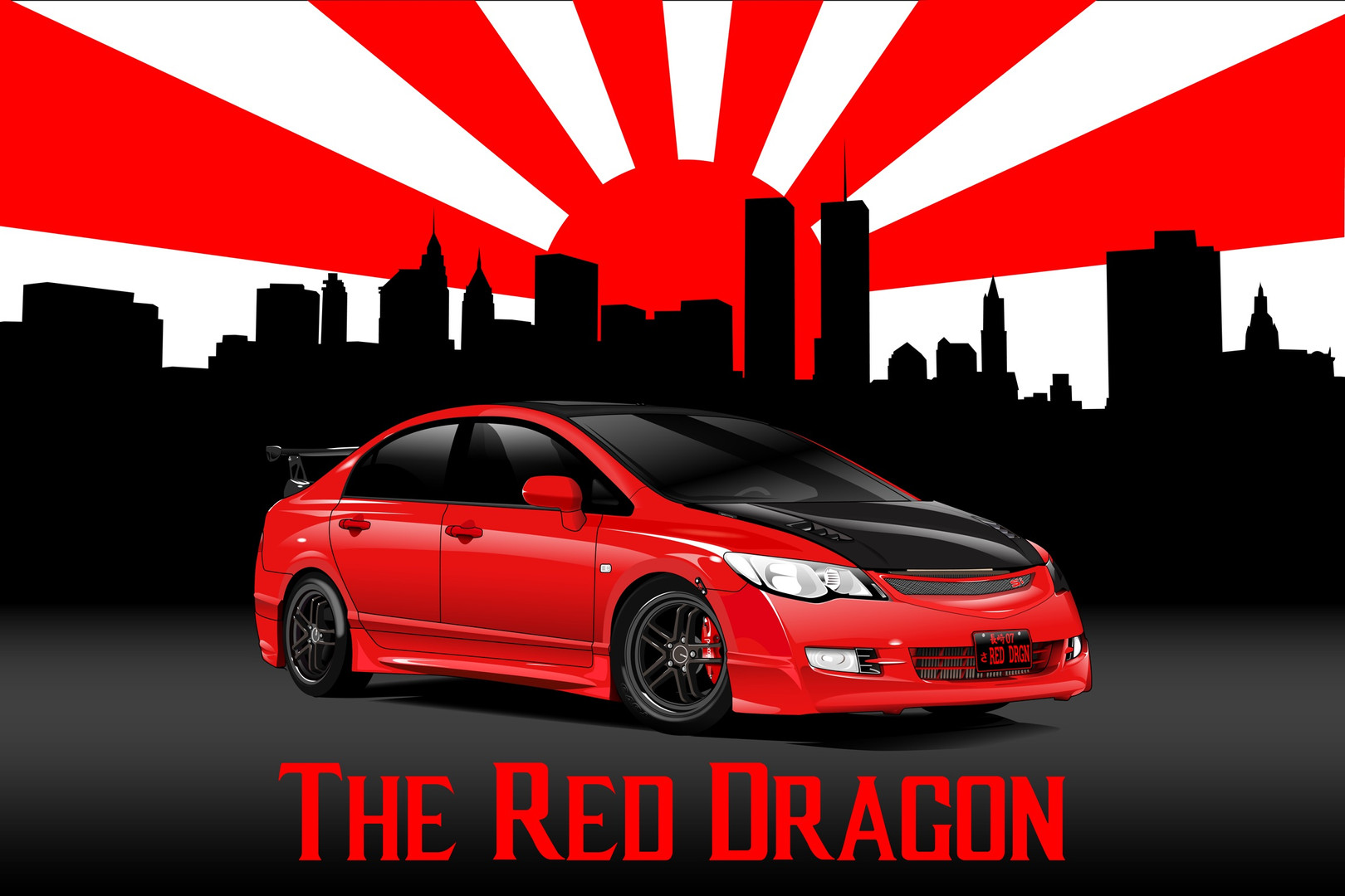 The Red Dragon
