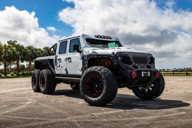 Apocalypse Jeep from SoFlo Jeeps