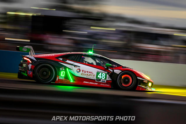 Paul Miller Racing Lamborghini Huracan G