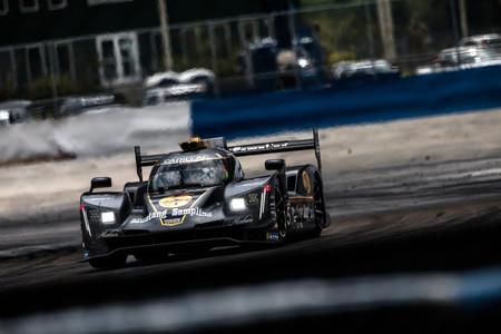 JDC-Miller Motorsports/Mustang Sampling No. 5