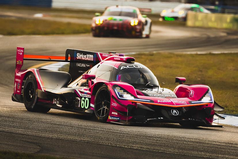 Meyer Shank Racing No. 60