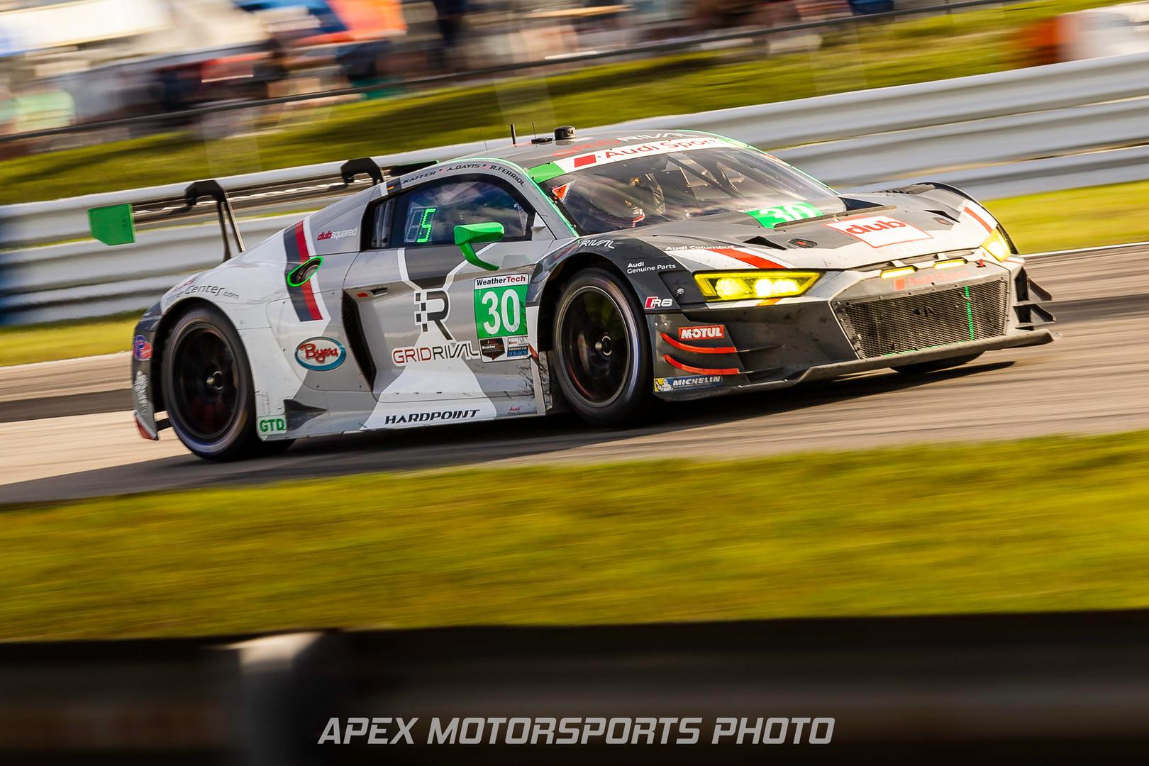 Team Hardpoint Audi R8 LMS GT3