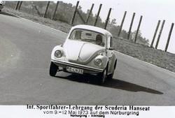 Scuderia Hanseat Nurburgring 1973