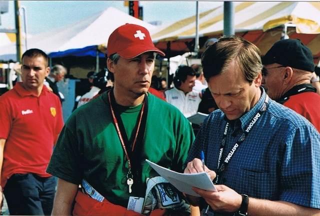 Racing for Switzerland race report