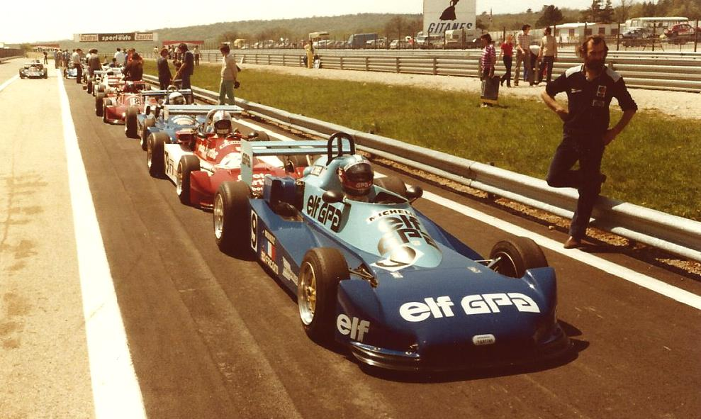 Dijon 1980 Formula Renault