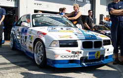 M3 E36 for the 24 H Nurburgring 2004