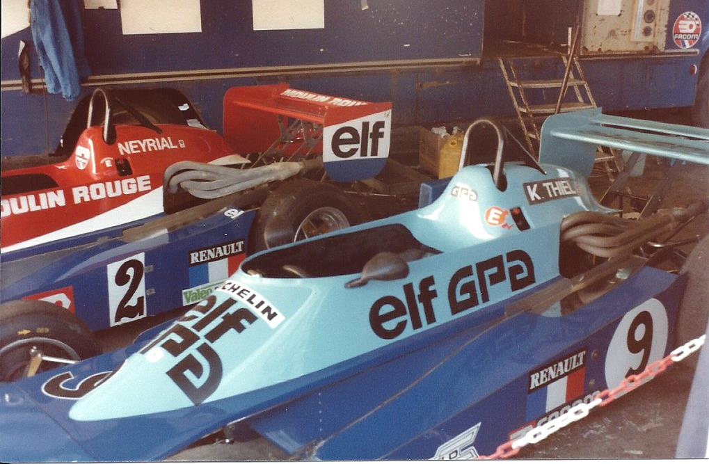 Team Thiel-Neyrial 1980 Formula Renault