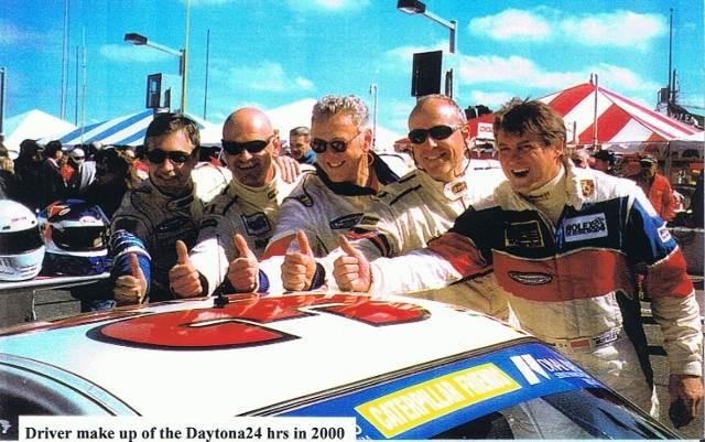Daytona 24 hrs 2000 MAC Racing