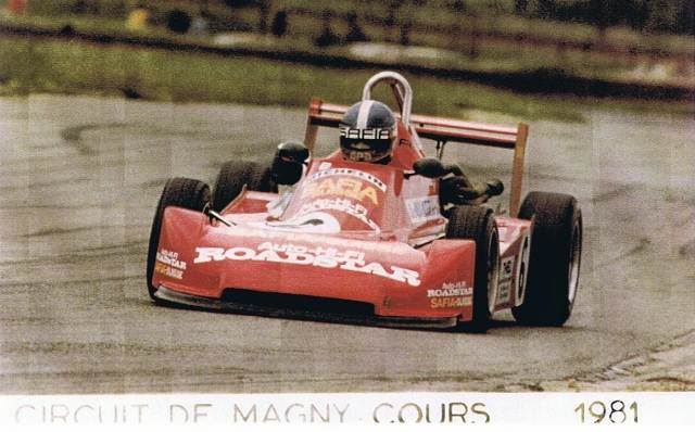 Magny Cours FR 1981