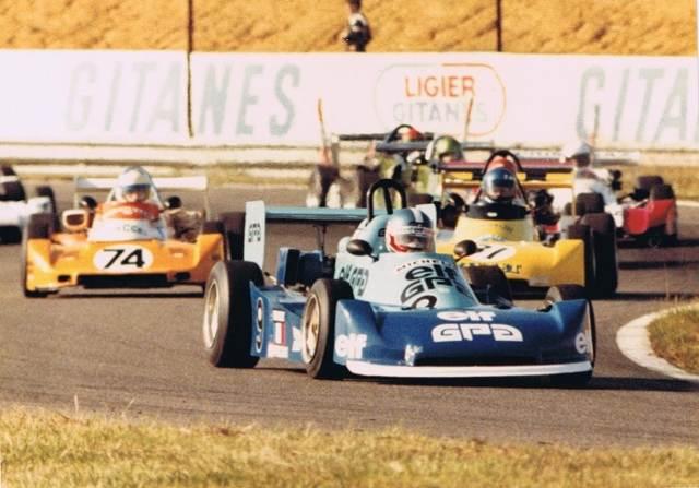 FR Nogaro  1980