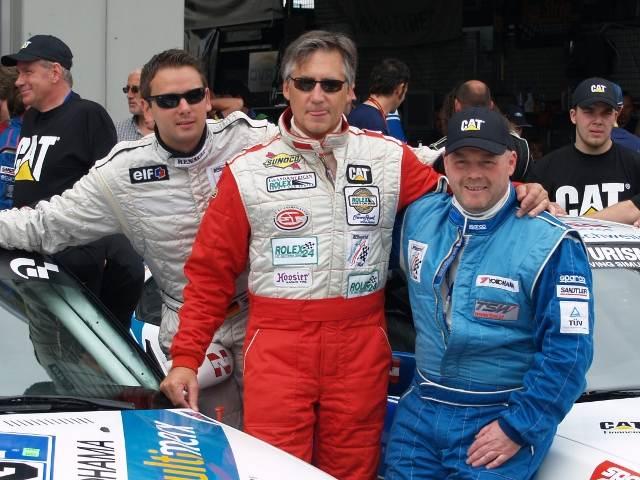 Driver line up 24 H 2004 NRBG