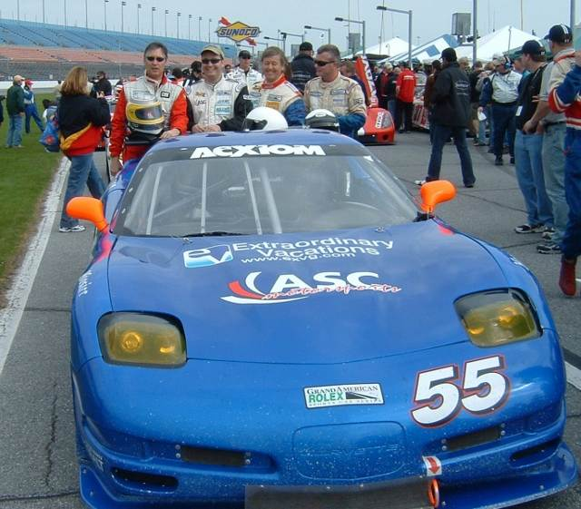 Daytona 24 H,  ASC Motorsport