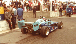 Magny Cours 1980 Formula Renault