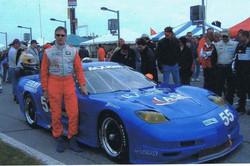 Daytona 2005 ACR Vette C5R