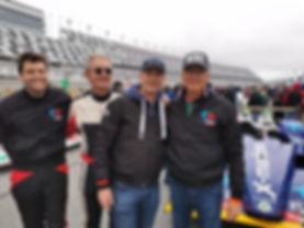 Team drivers Daytona Classic 2019.jpg