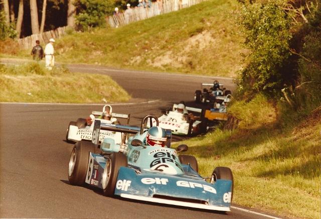 La Charade 1980