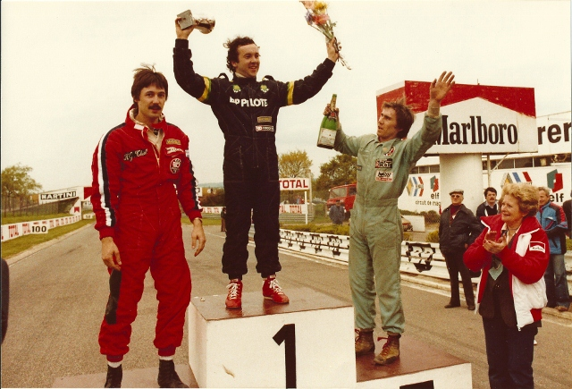 P2 Magny Cours 1981