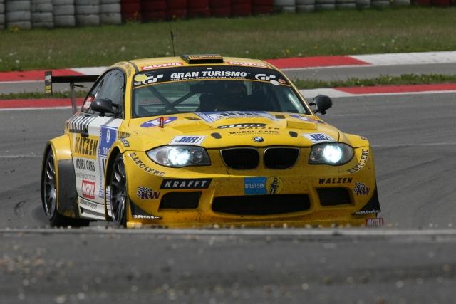 M1 coupe 24H Nurburgring