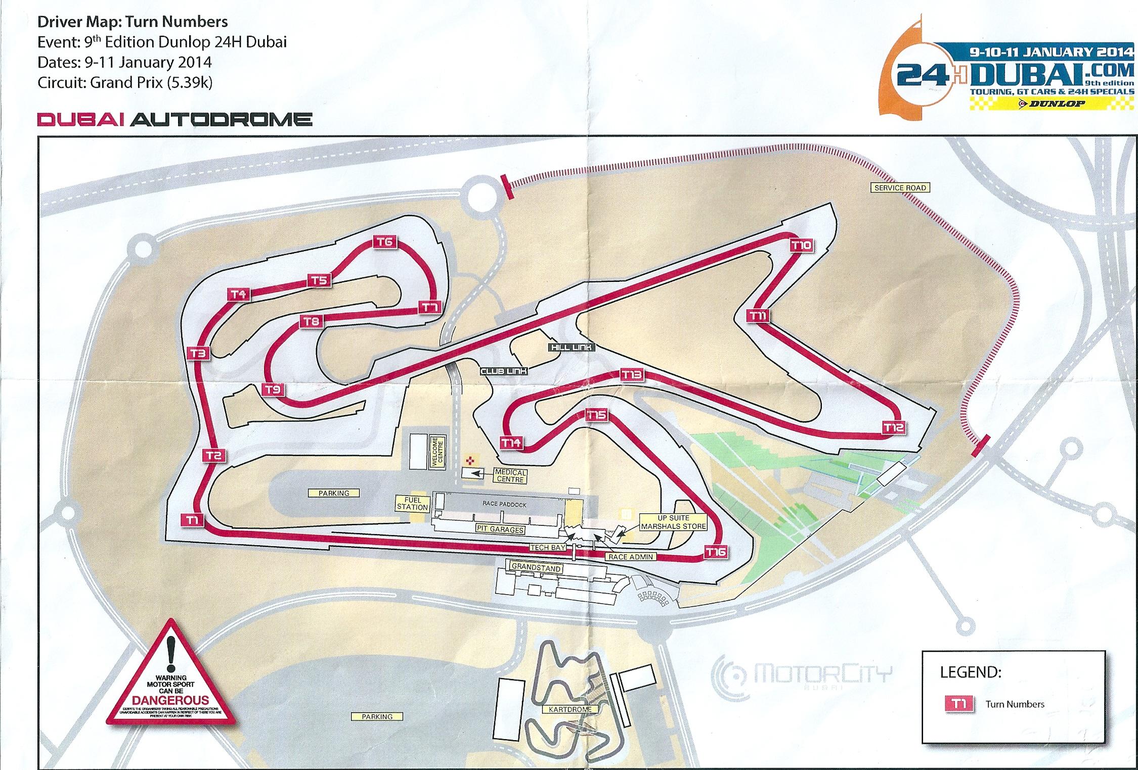 Dubai Motodrome