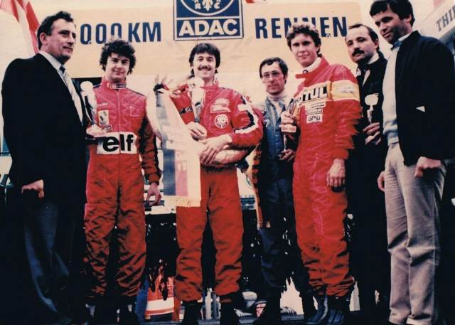 1st place FR 1981 Nordschleife