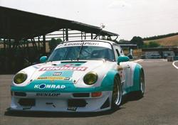 GT2 Porsche Konrad Motorsport